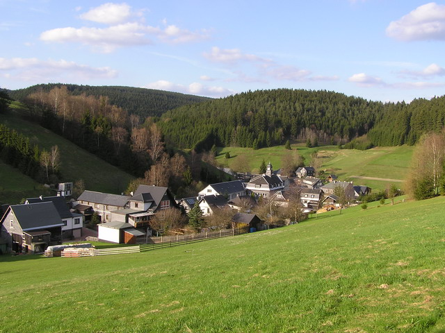 Blick auf Hasenthal